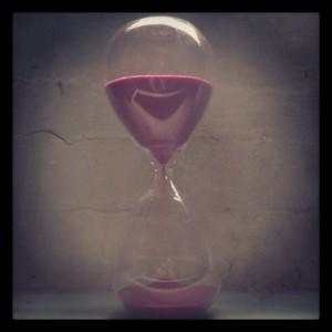 hourglass, timebug