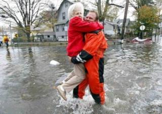 hurricane sandy, rescue efforts
