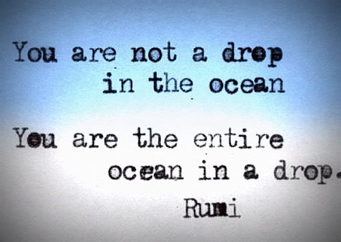 DropInOcean_Rumi